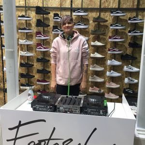 Female DJ in Leeds