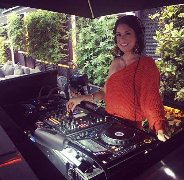 Female Retail DJ