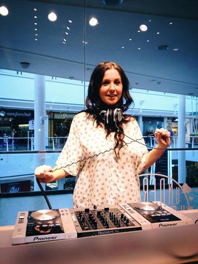 Female DJ In Bristol