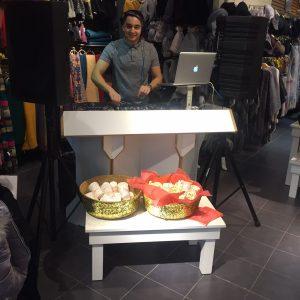 In Store DJ Milton Keynes