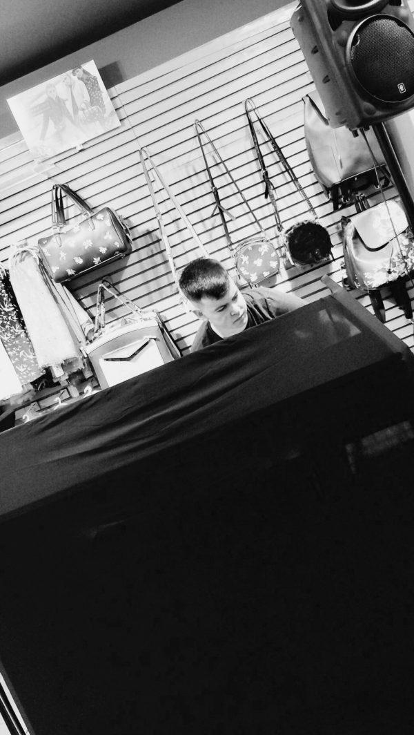 In Store DJ Dublin