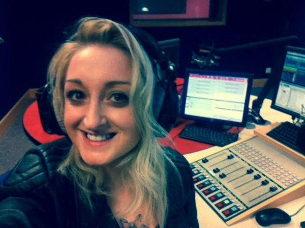 Female DJ in Sheffield