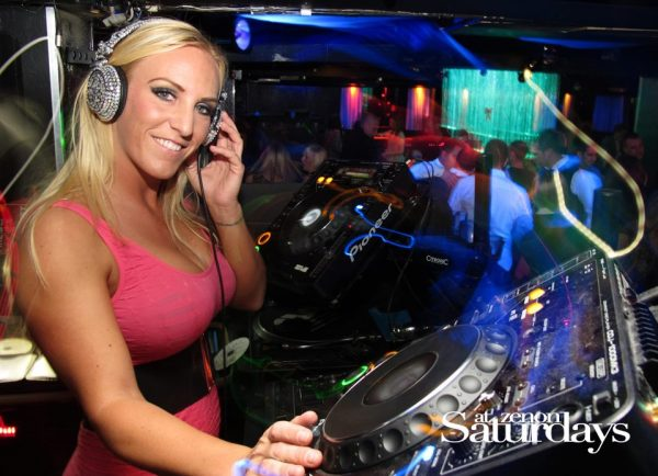 Female DJ in Manchester