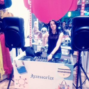 Female DJ in Coventry
