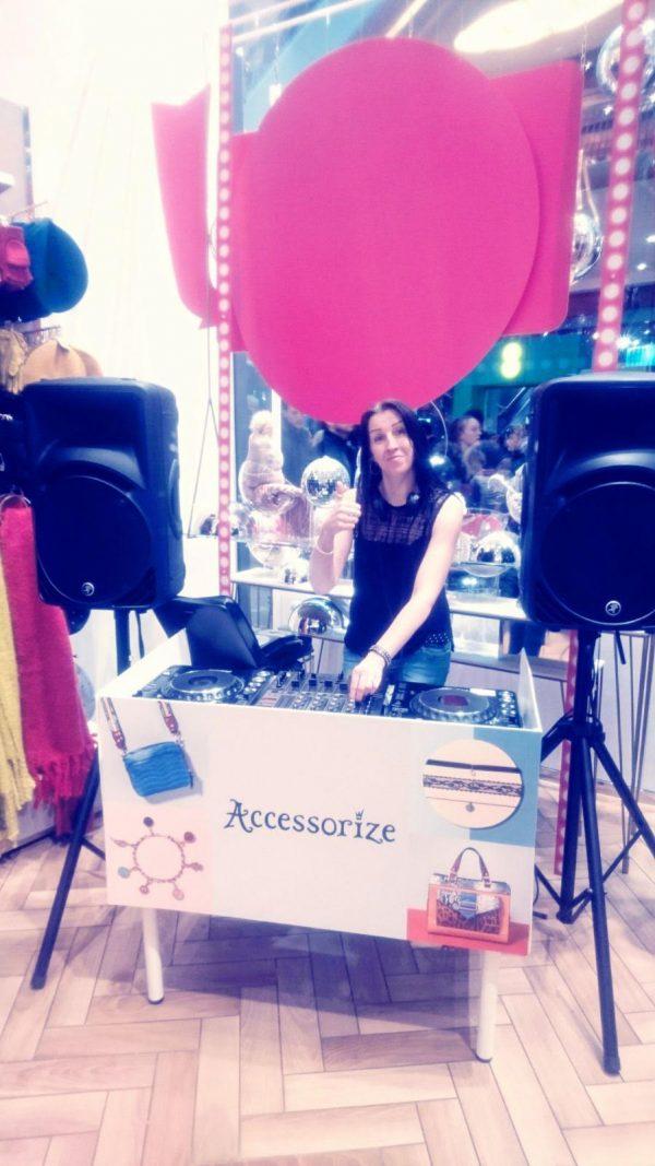 Female DJ in Coventry